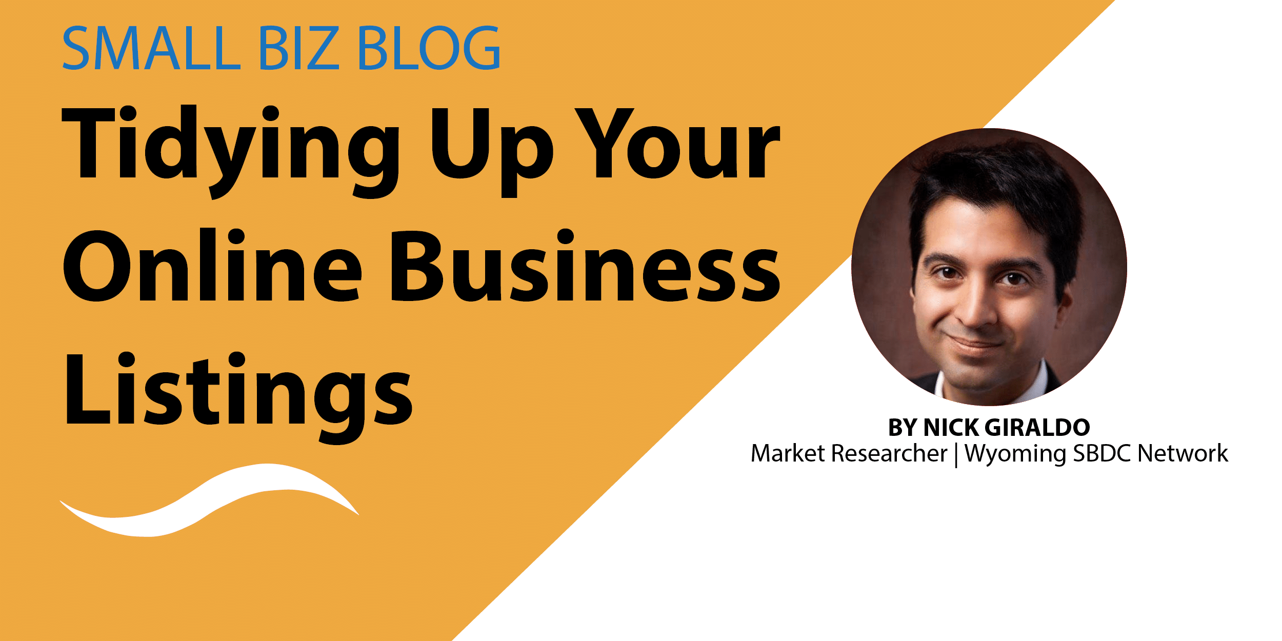 Tidying Up Your Online Business Listings