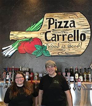Pizza Carrello