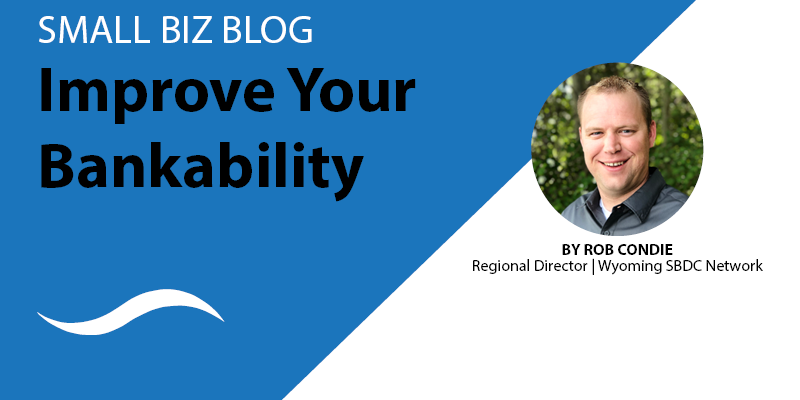 Improve Your Bankability