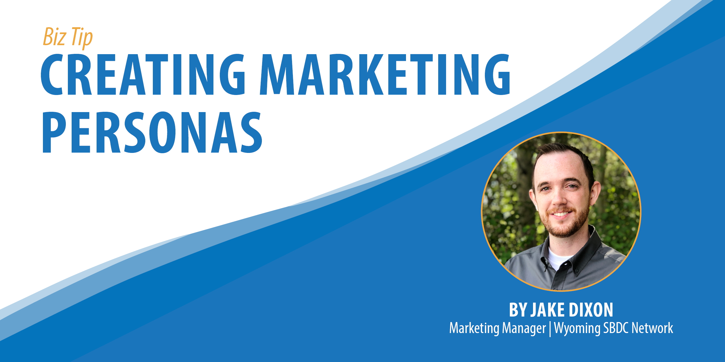 Creating Marketing Personas