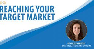 Reaching Your Target Market Biz Tip