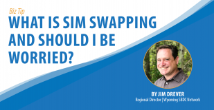 Banner Graphic: What is SIM Swapping?