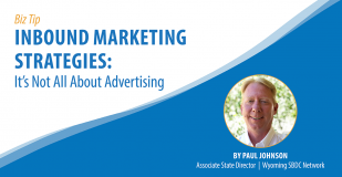 Inbound Marketing Strategies: It's Not All About Advertising.