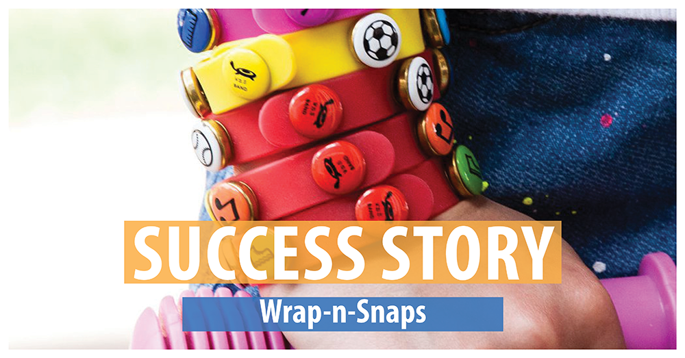 Wrap-n-Snaps [Success Story]