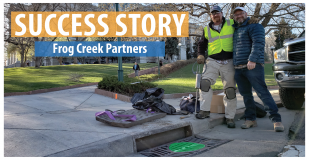 Frog Creek Partners Success Story Banner