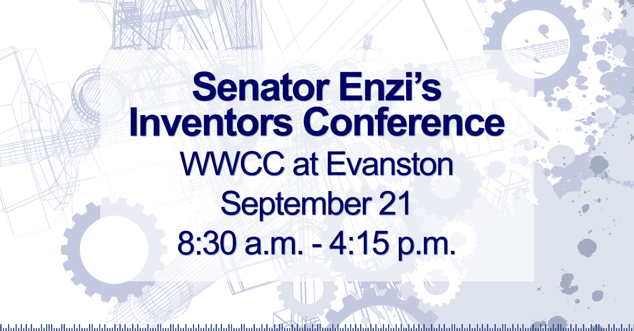 Inventors Conference Registration Now Open