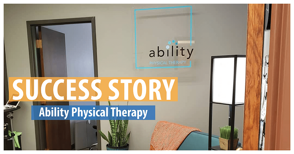 Ability Physical Therapy [Success Story]
