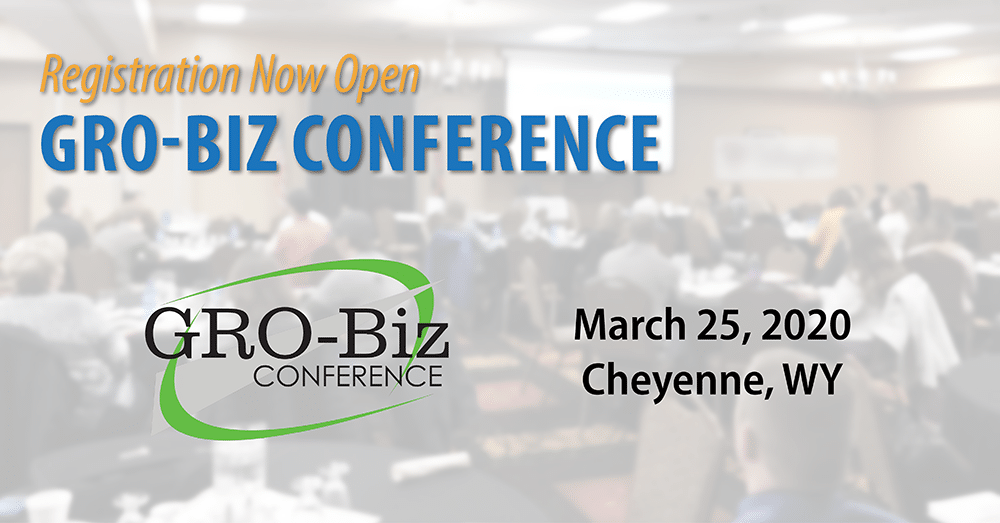 2020 GRO-Biz Conference Registration Now Open