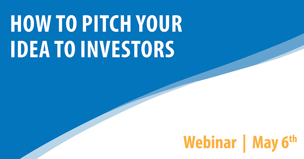 How to Pitch Your Ideas to Investors