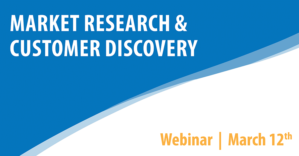 Market Research & Customer Discovery