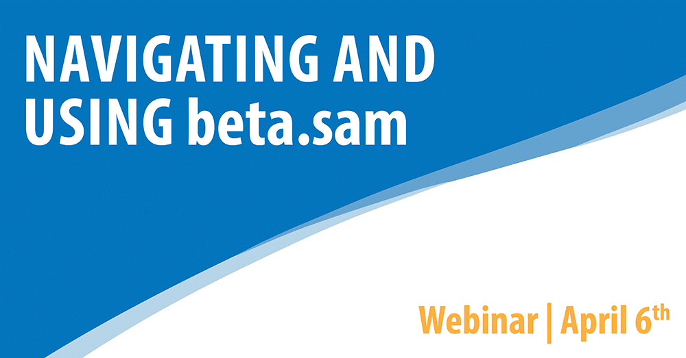 Navigating and Using beta.sam