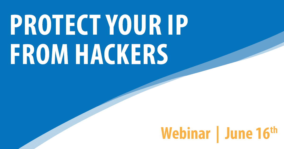 Protect your IP from Hackers