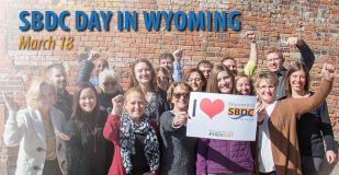SBDC Day in Wyoming- March 18