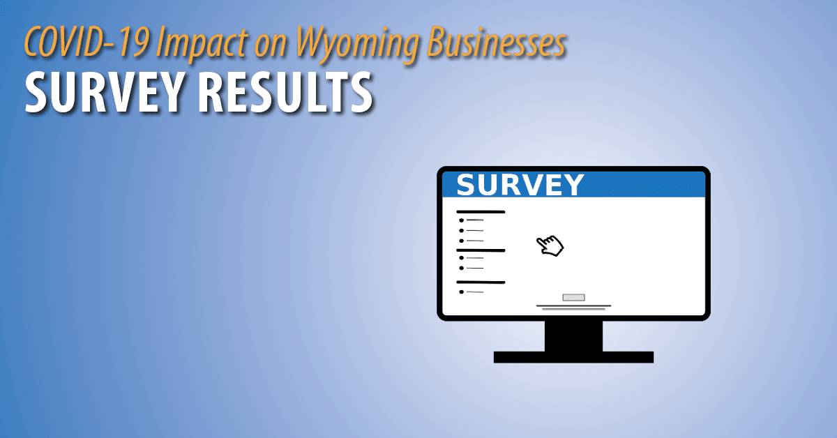 COVID-19 Impact on Wyoming Businesses