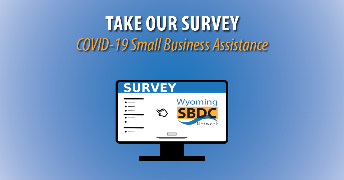 COVID-19 Small Business Assistance Survey