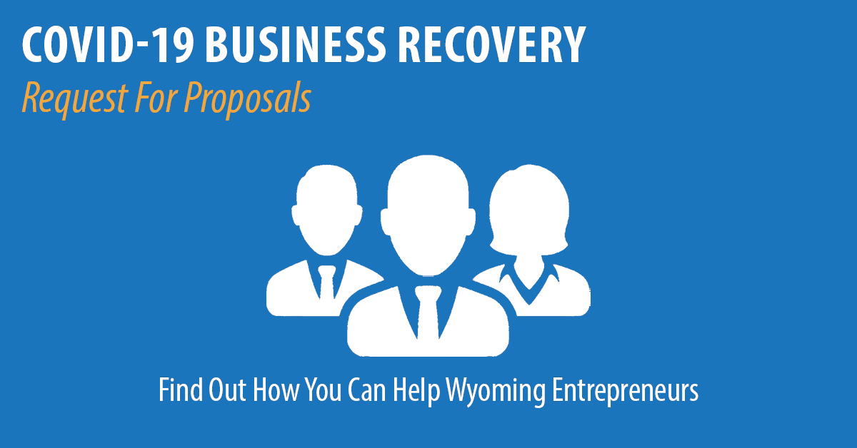 COVID-19 Business Recovery: Request for Proposals