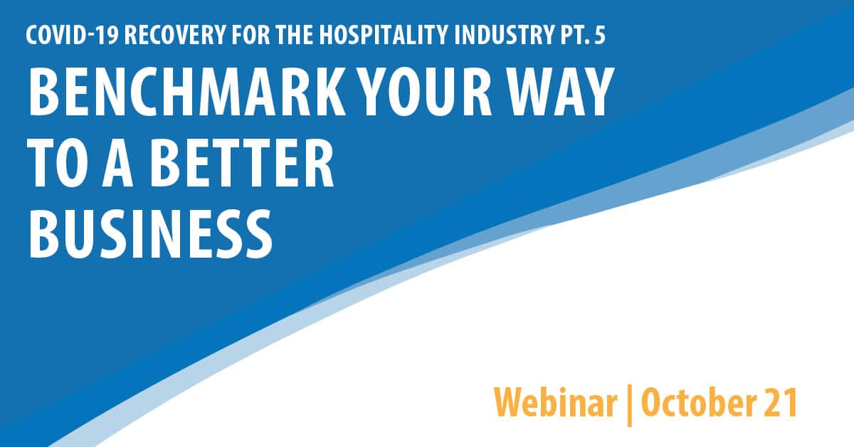 COVID 19 Recovery for the Hospitality Industry Webinar Series Part 5