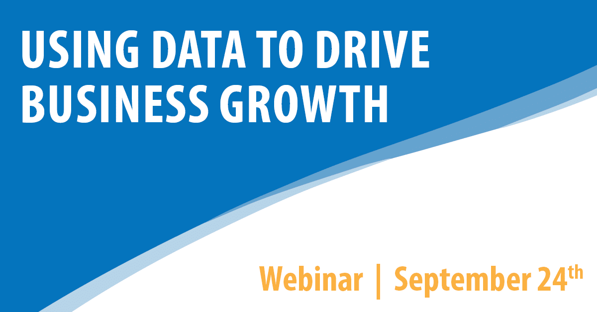 Using Data to Drive Business Growth