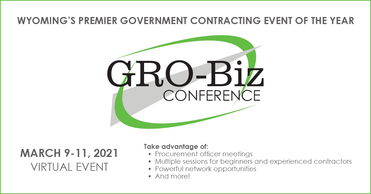 2021 GRO-Biz Conference Registration Now Open