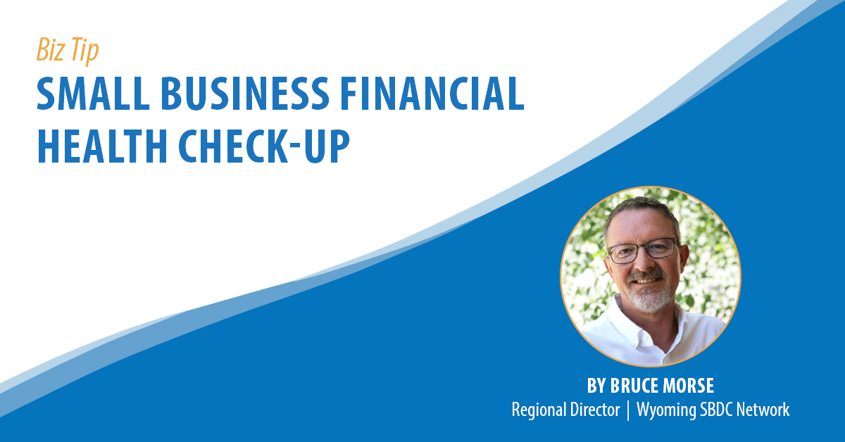 Small Business Financial Health Check-Up
