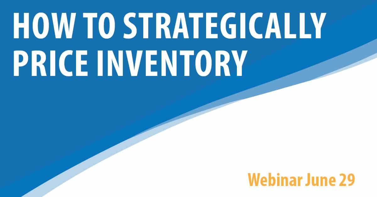 How To Strategically Price Inventory