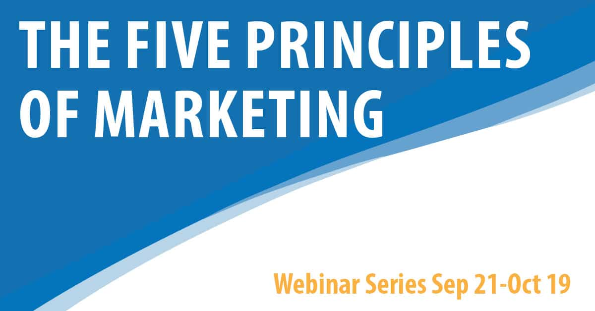 The Five Principles of Marketing